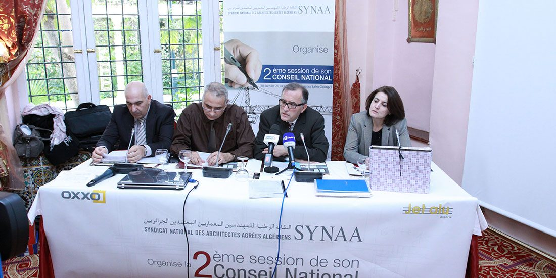 Synaa - 2ème session du Conseil national